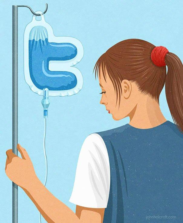 serie-de-ilustraciones-demuestran-la-gran-adicción-que-tenemos-hacia-la-tecnología-6