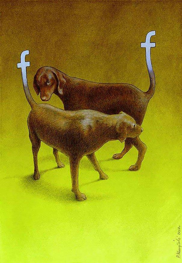 serie-de-ilustraciones-demuestran-la-gran-adicción-que-tenemos-hacia-la-tecnología-9