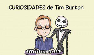 5 datos curiosos sobre Tim Burton que probablemente no conocías