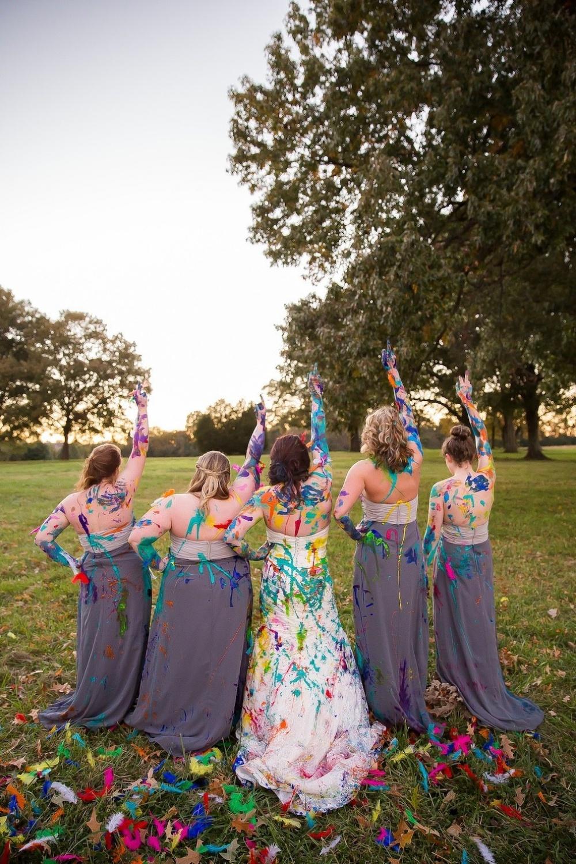 A pesar que el prometido decidió cancelar la boda, la sesión de fotos de ésta fue de lo más genial 15