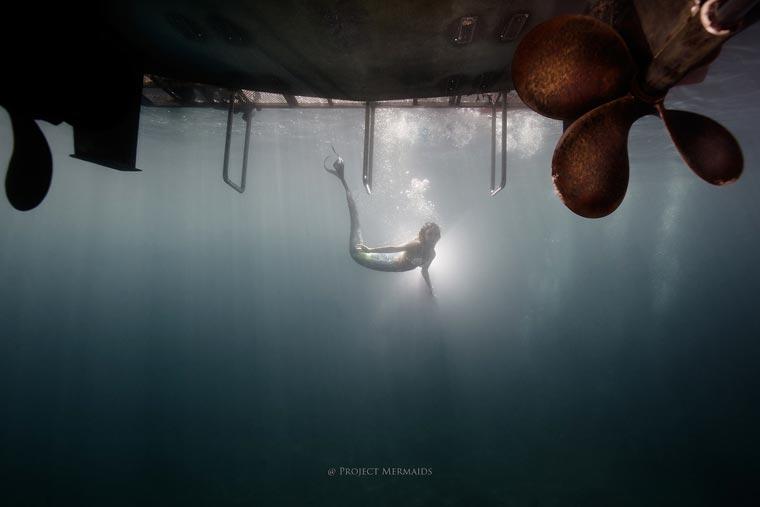 Conviértete en una sirena con el proyecto Mermaid y ayuda a salvar el mundo 10