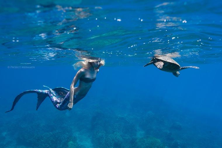 Conviértete en una sirena con el proyecto Mermaid y ayuda a salvar el mundo 12