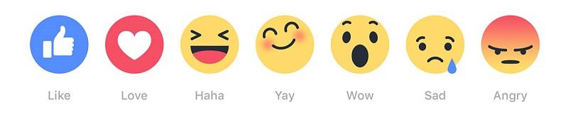 Facebook Reactions El botón no me gusta de Facebook llega a nivel mundial 01