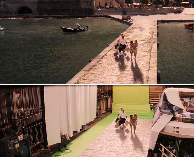 Mira cómo lucen las películas sin efectos especiales 01