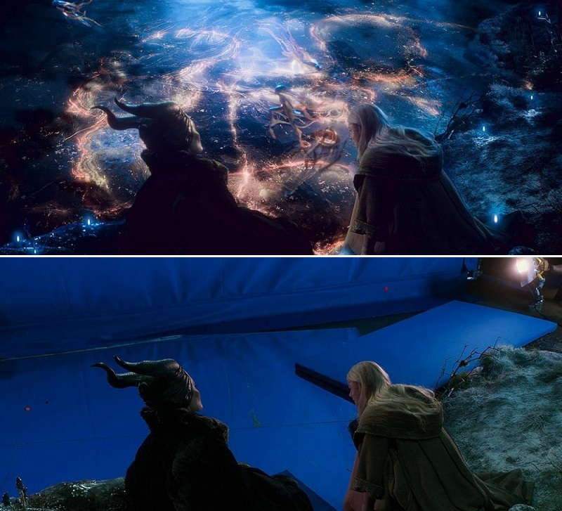 Mira cómo lucen las películas sin efectos especiales 09