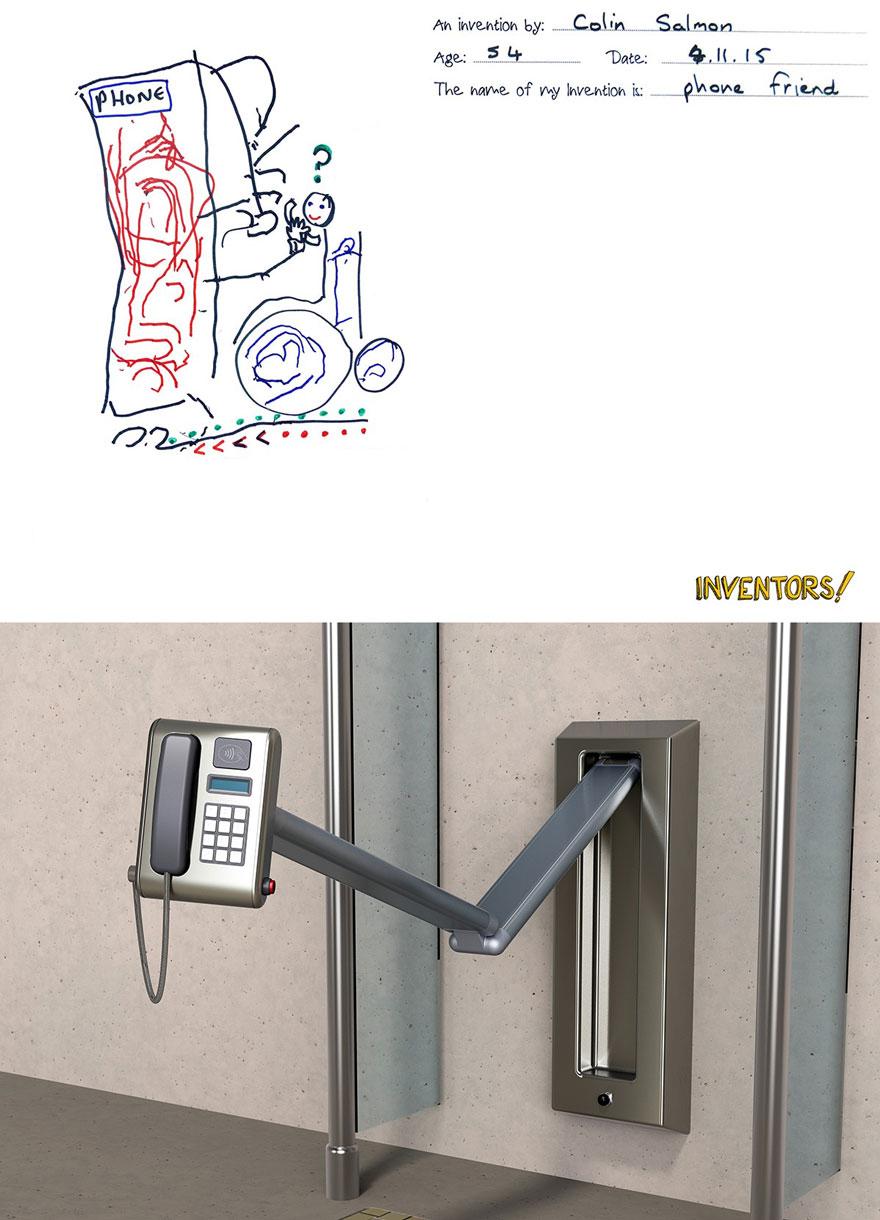 Originales inventos infantiles hechos realidad 04