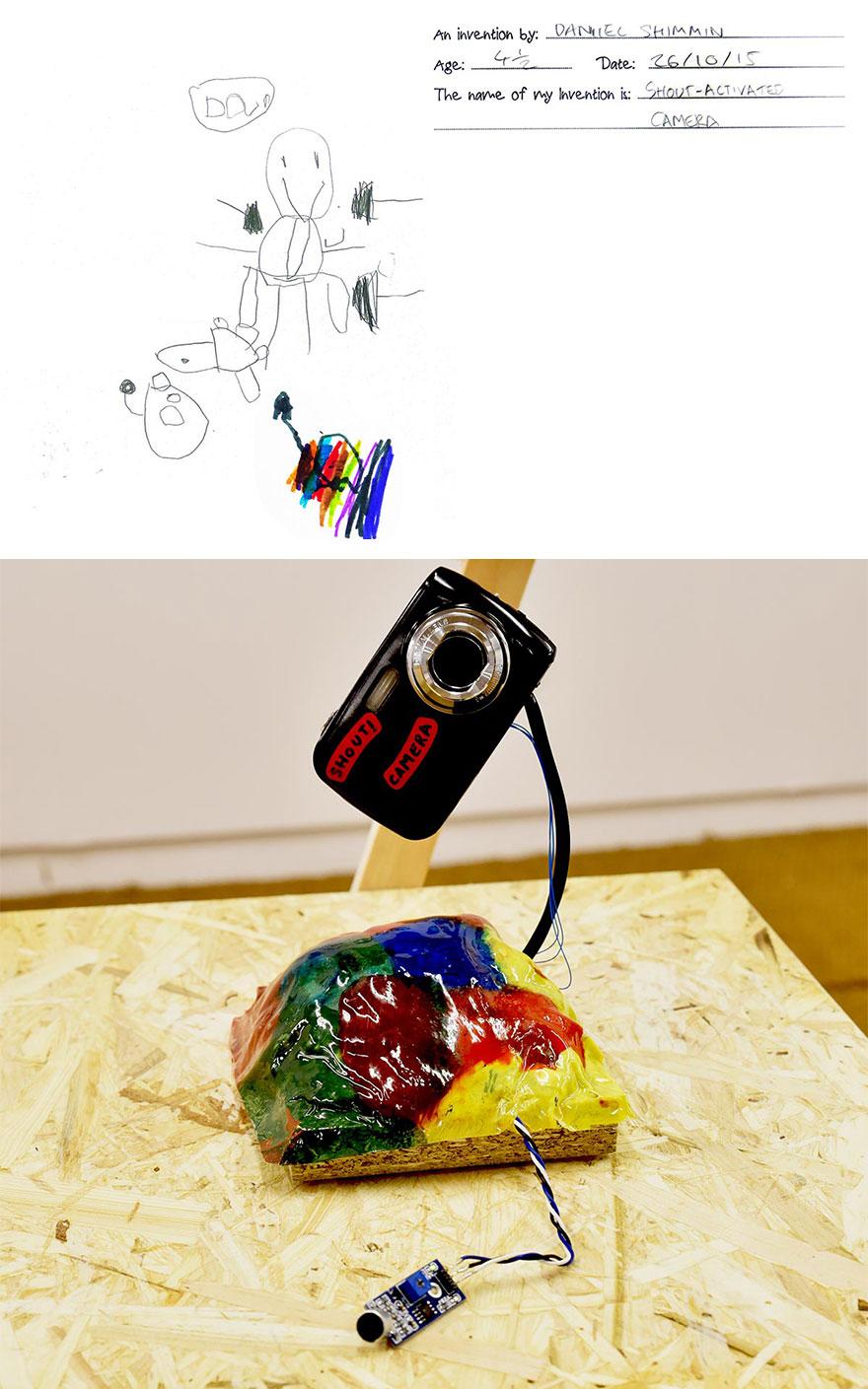 Originales inventos infantiles hechos realidad 13