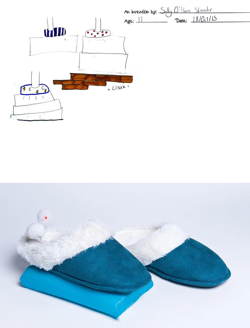 Originales inventos infantiles hechos realidad 15