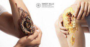 Una campaña contra la diabetes que golosamente te impactará