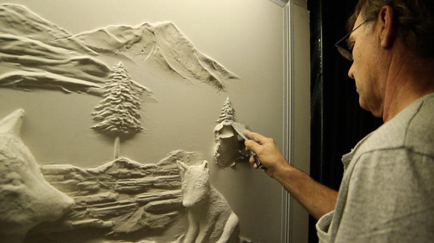 esculturas yeso-masilla bernie mitchell 06