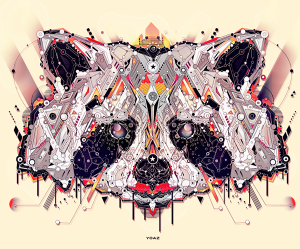 Un estilo de cubismo radical y diferente