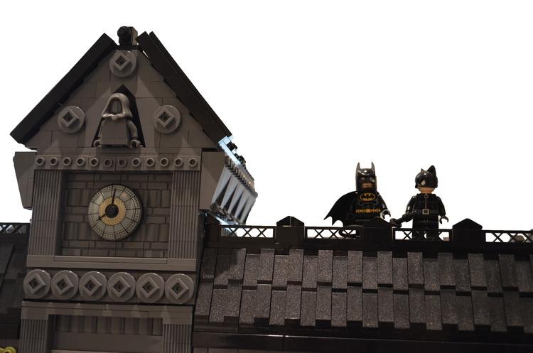 lego Arkham Asylum de Batman 03