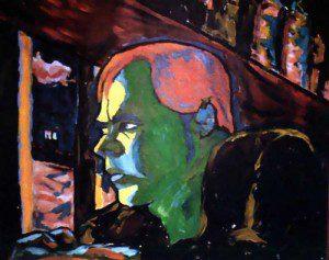 El otro lado de David Bowie: sus pinturas