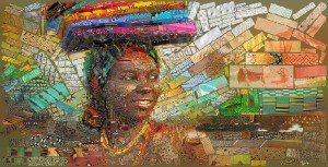 Mosaicos llenos de vida que muestran que el arte siempre tiene para mostrar