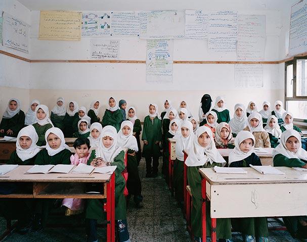 15 salones de clases alrededor del mundo yemen
