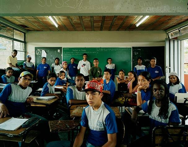 15 salones de clases alrededor del mundo brasil
