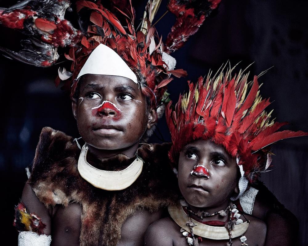 25 fotografías de tribus que están en peligro de extinción 01