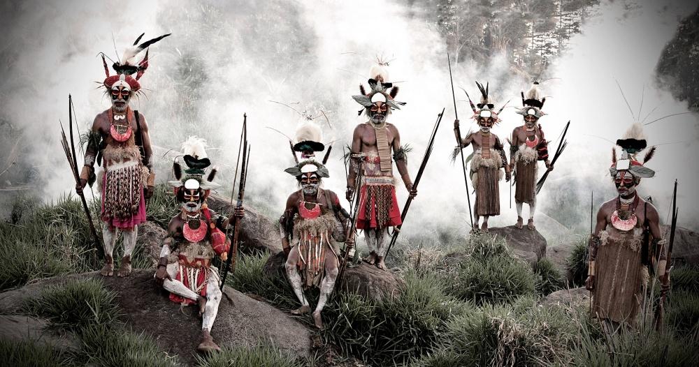 25 fotografías de tribus que están en peligro de extinción 02