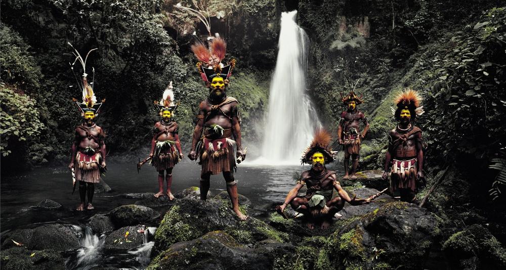 25 fotografías de tribus que están en peligro de extinción 04