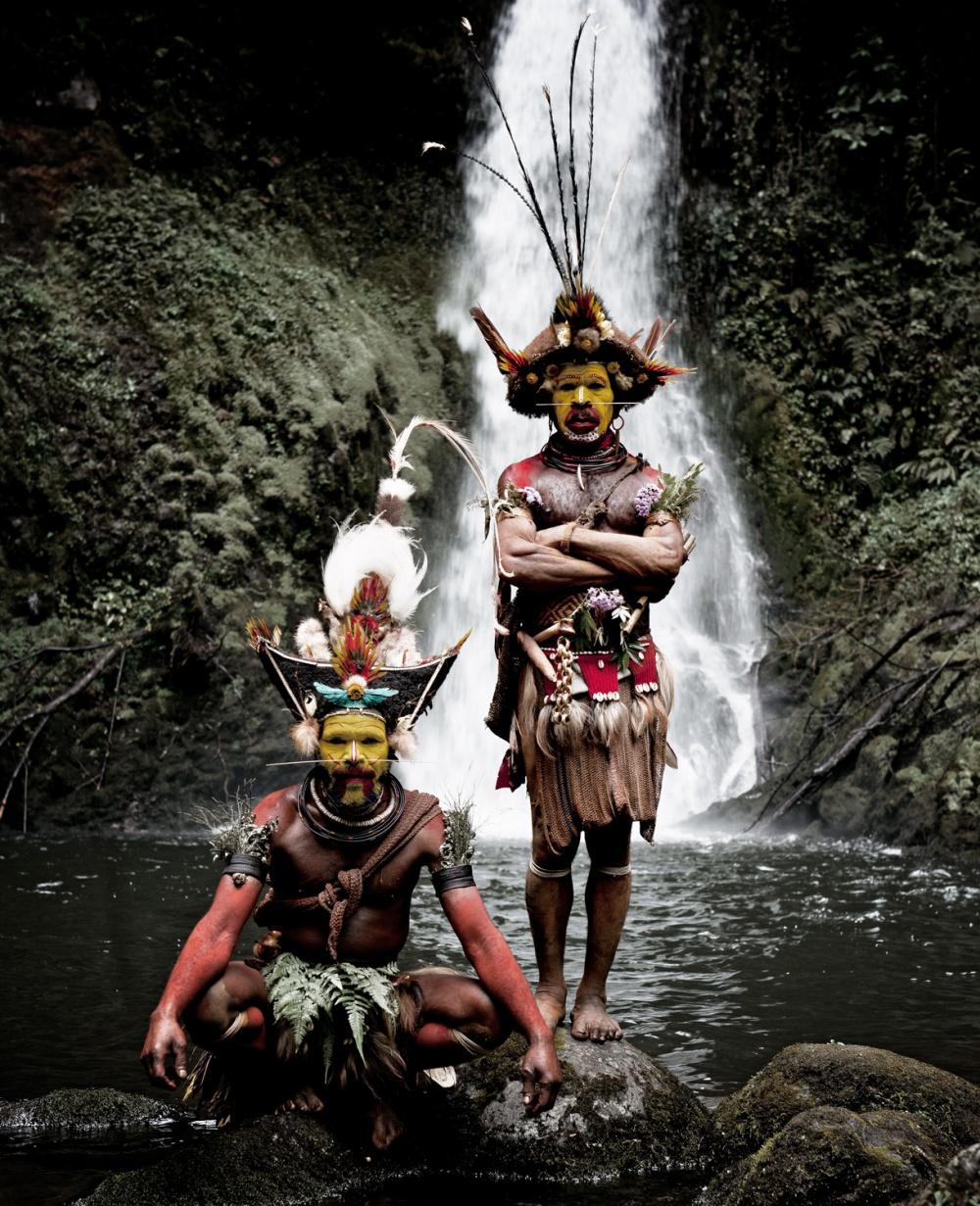 25 fotografías de tribus que están en peligro de extinción 05
