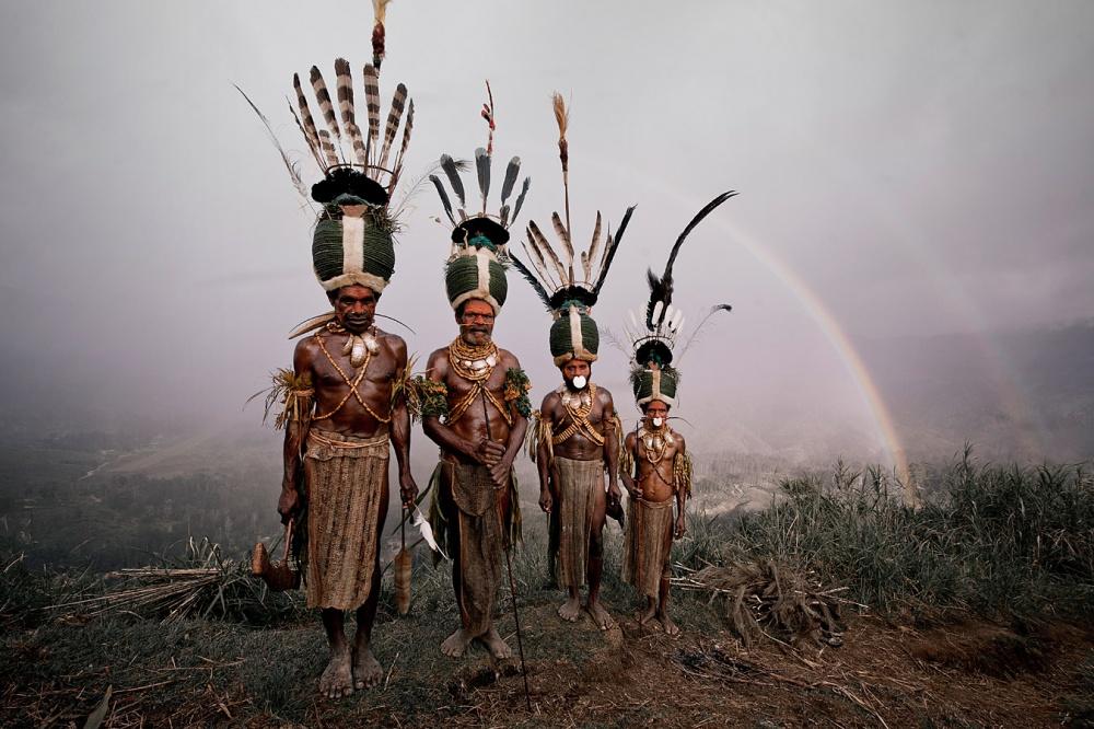 25 fotografías de tribus que están en peligro de extinción 07