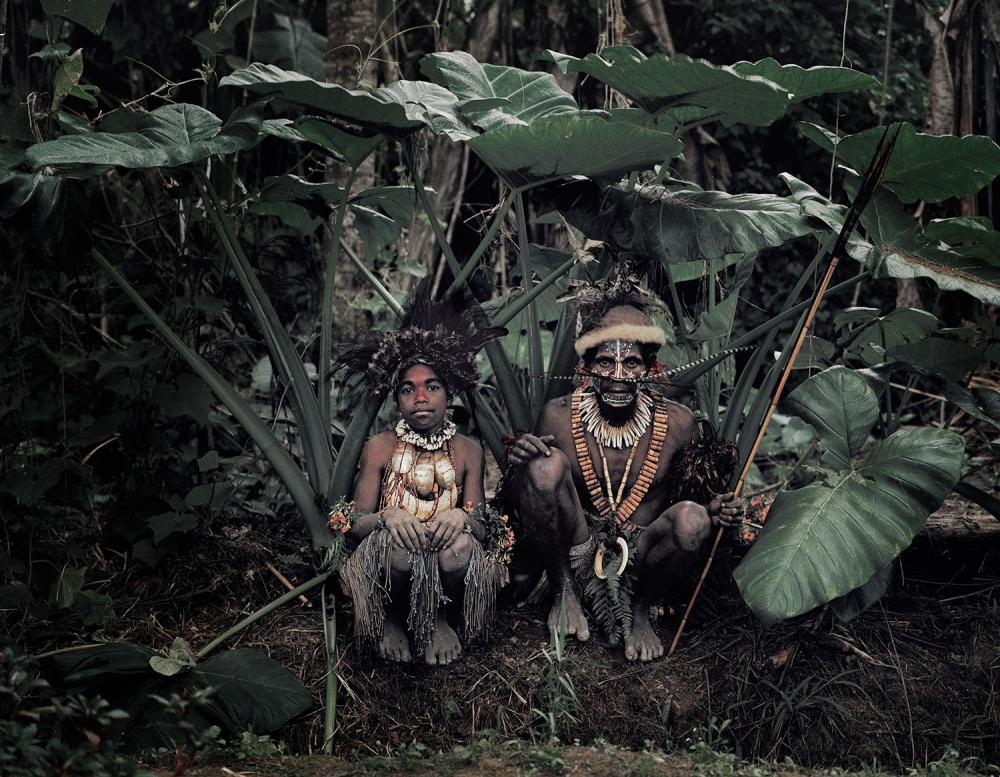 25 fotografías de tribus que están en peligro de extinción 08