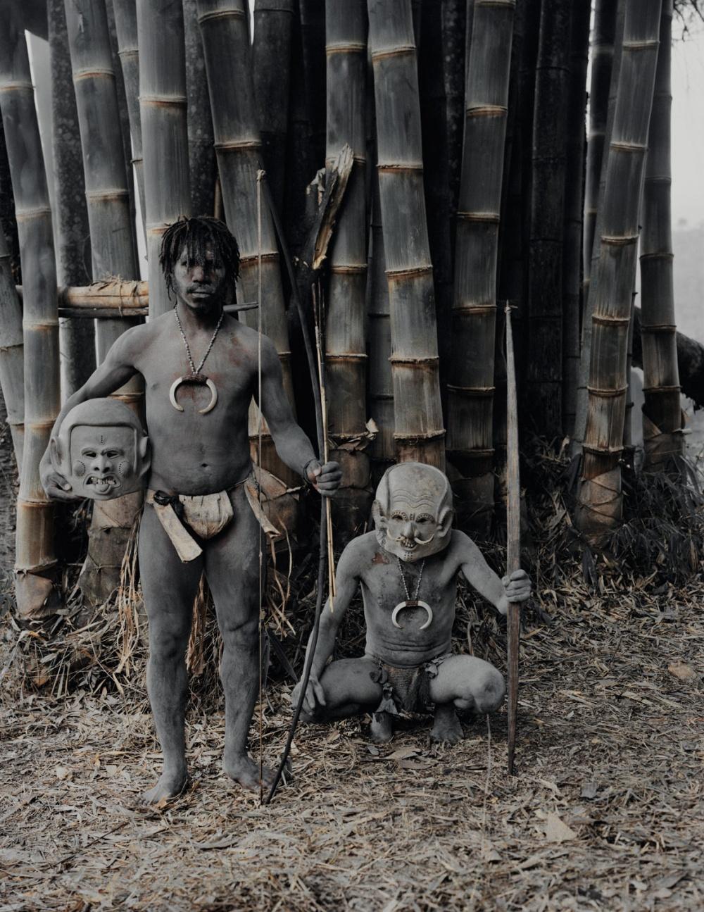 25 fotografías de tribus que están en peligro de extinción 11