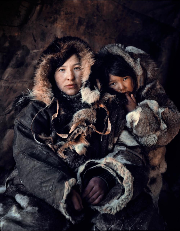 25 fotografías de tribus que están en peligro de extinción 16