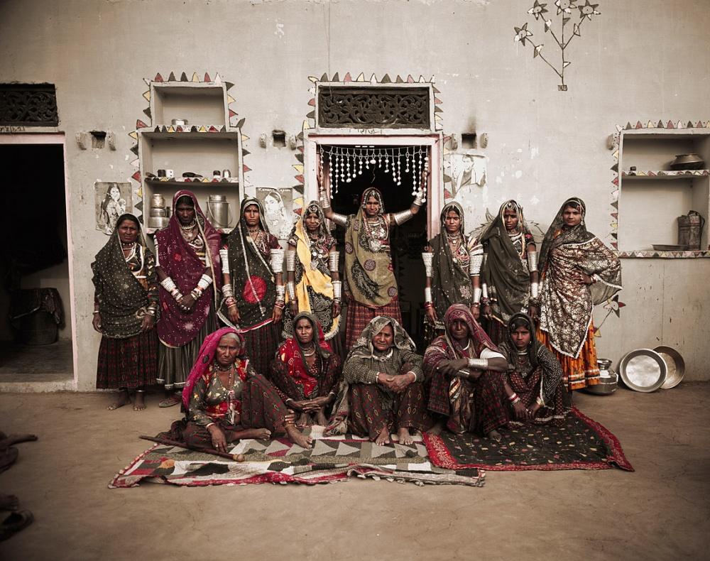 25 fotografías de tribus que están en peligro de extinción 23
