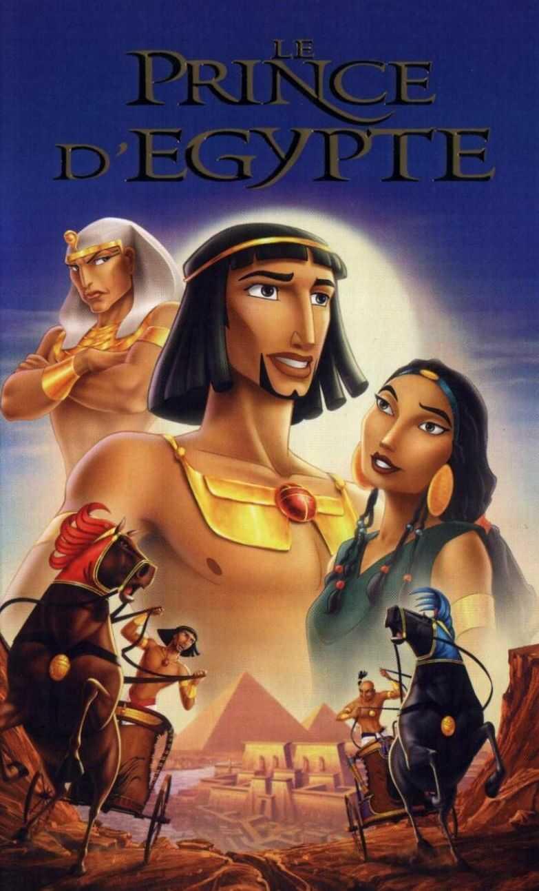 Mejores películas para semana santa principe de egypto