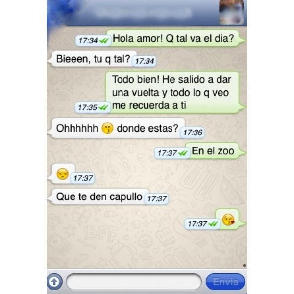 Las conversaciones más graciosas de WhatsApp 5