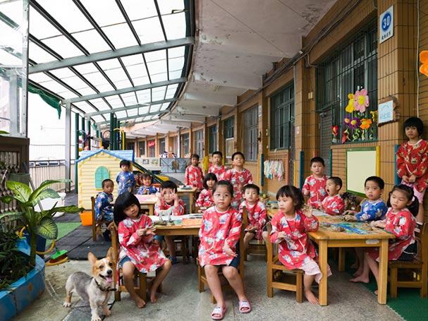 15 salones de clases alrededor del mundo taiwan