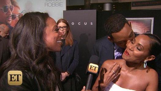 10 Momentos en los que deseaste un esposo como Will Smith prensa