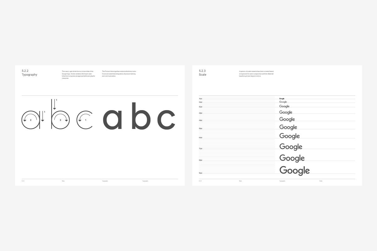 Google y su nueva identidad visual 9