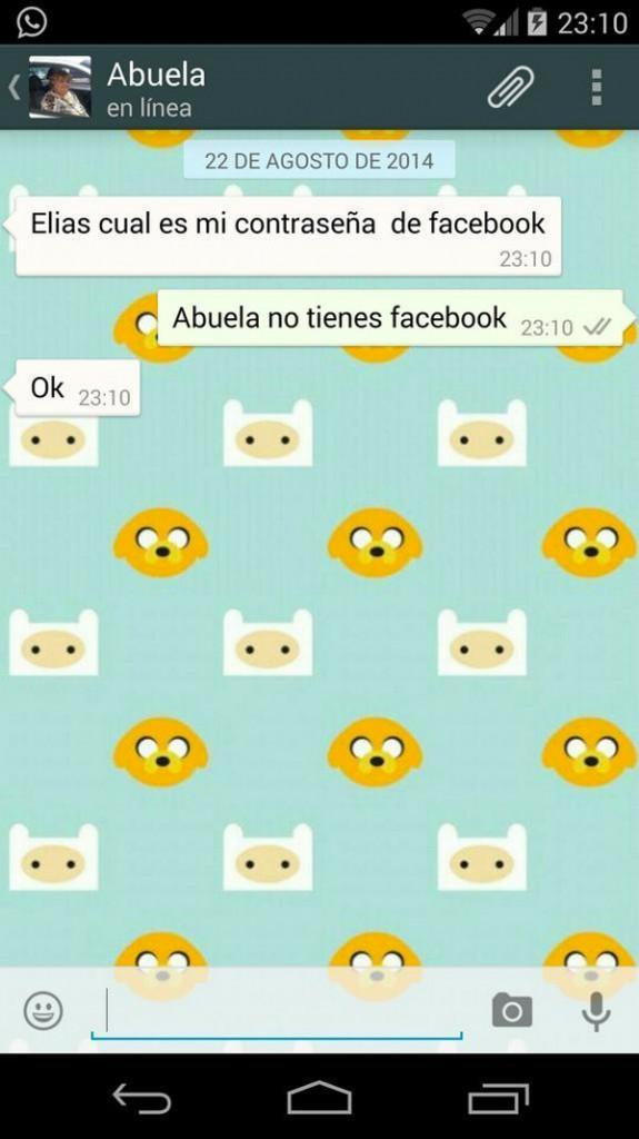 Las conversaciones más graciosas de WhatsApp 8
