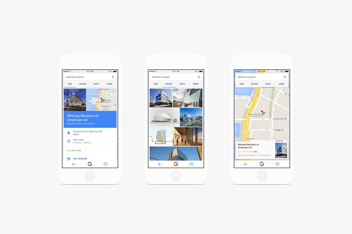 Google y su nueva identidad visual 10