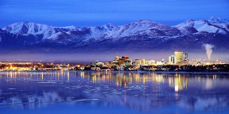 Estas son las ciudades en las que te pagan por vivir en ellas alaska