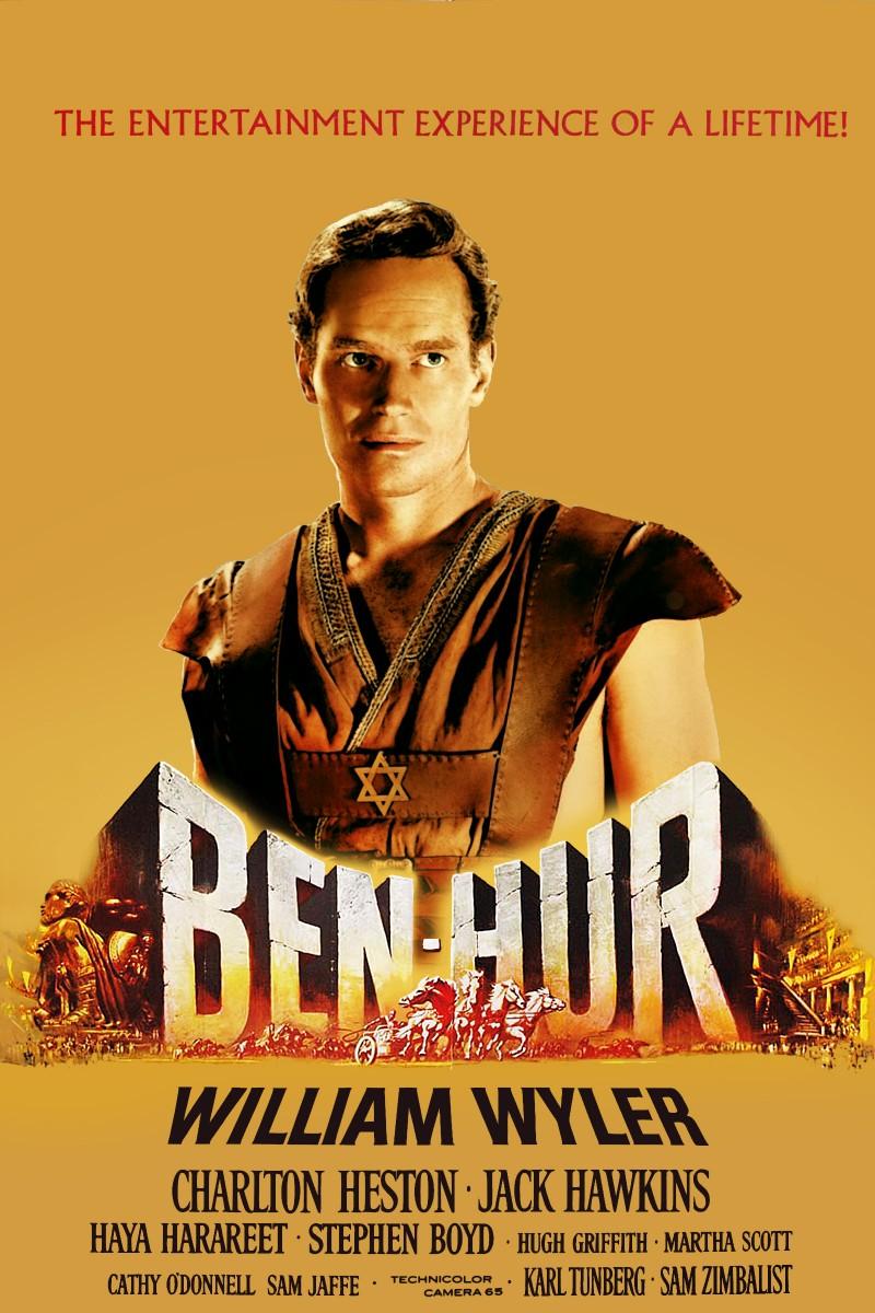 Mejores películas para semana santa Ben-Hur