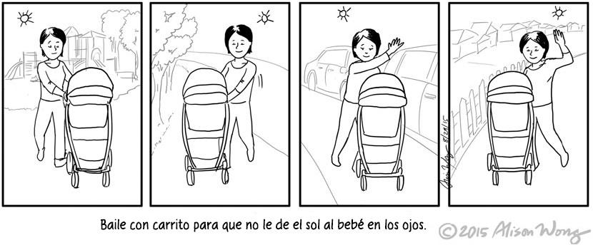 Cómics que retratan el primer año de maternidad 08