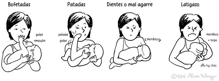 Cómics que retratan el primer año de maternidad 14