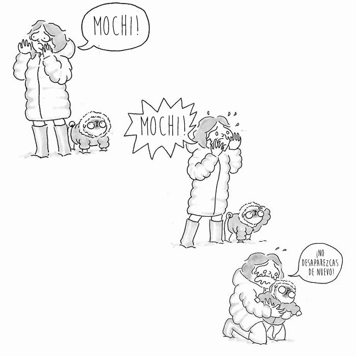 Divertidas ilustraciones que solo los dueños de los Pug entenderán 20