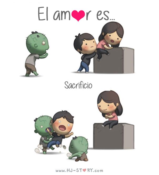 Emotivas situaciones que expresan el amor en pareja 04