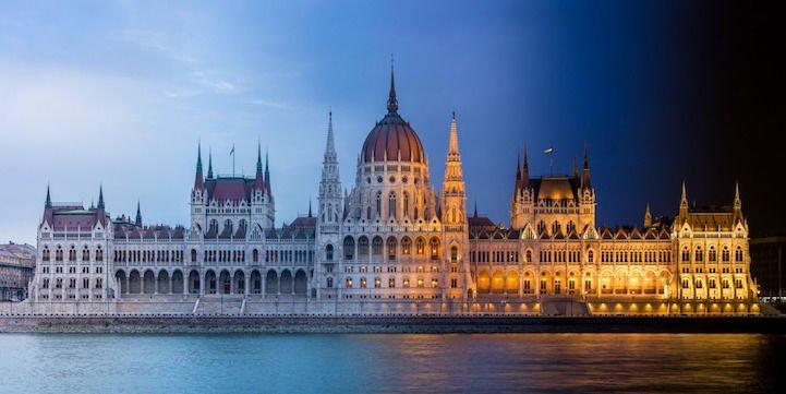 Fotografías en Time-Lapse nos muestran la belleza de Budapest 01