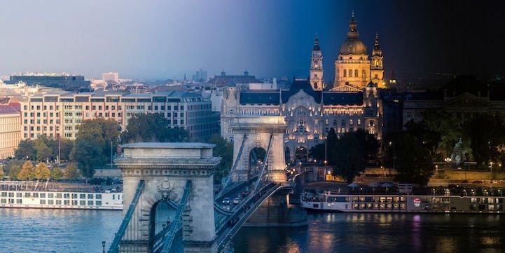 Fotografías en Time-Lapse nos muestran la belleza de Budapest 02
