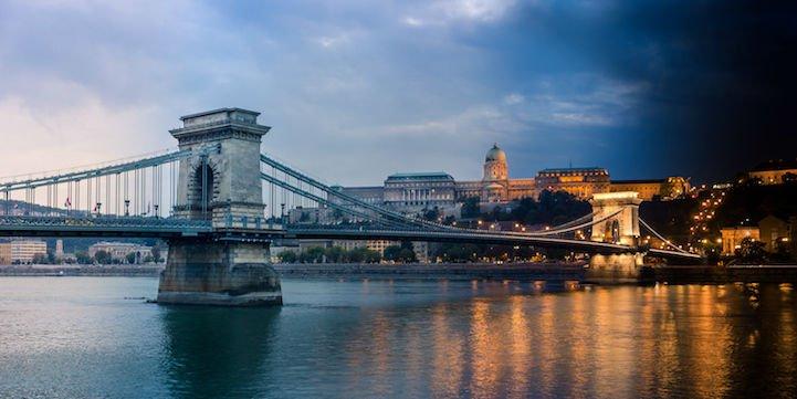 Fotografías en Time-Lapse nos muestran la belleza de Budapest 03