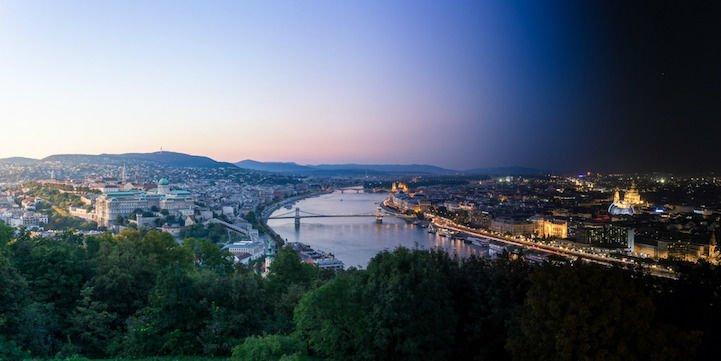 Fotografías en Time-Lapse nos muestran la belleza de Budapest 04
