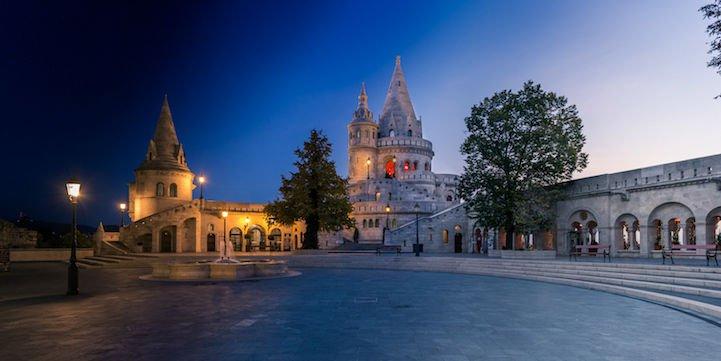 Fotografías en Time-Lapse nos muestran la belleza de Budapest 07