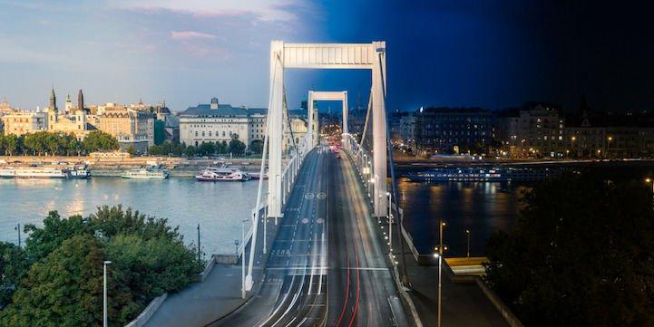 Fotografías en Time-Lapse nos muestran la belleza de Budapest 08
