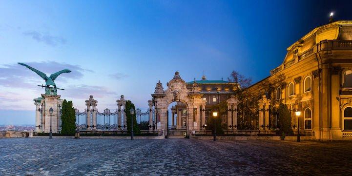 Fotografías en Time-Lapse nos muestran la belleza de Budapest 09