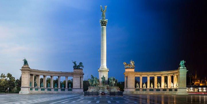 Fotografías en Time-Lapse nos muestran la belleza de Budapest 10